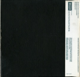 GB DEC 7BB178/182ショルティ マーラー・交響…